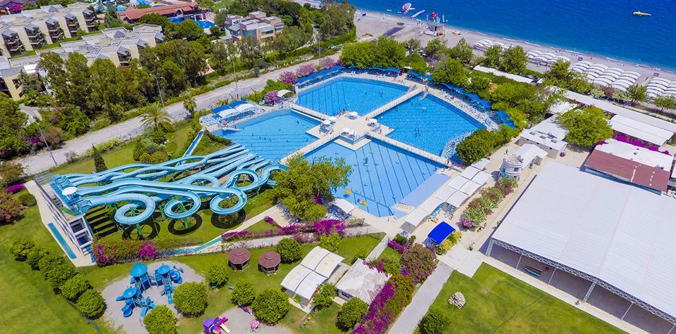 DAİMA BİZ HOTEL – Antalya