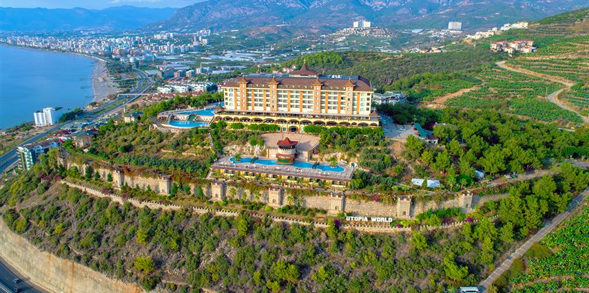 UTOPİA WORLD HOTEL