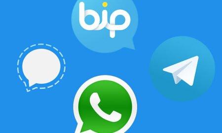 WhatsApp yerine hangisini kullanırsınız?